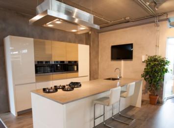 Design Keukens Showroommodellen : Bewonder onze showroomkeukens in onze showroom